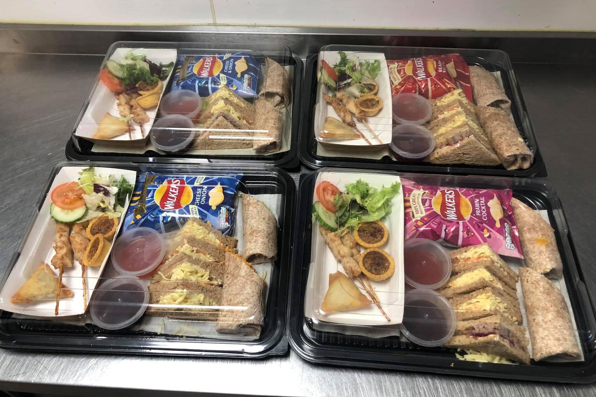 Buffet Lunch 5